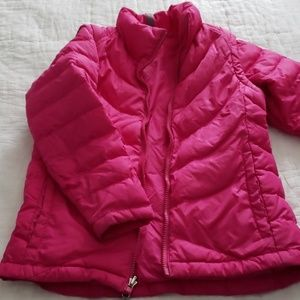Lands end girls jacket size 7-8